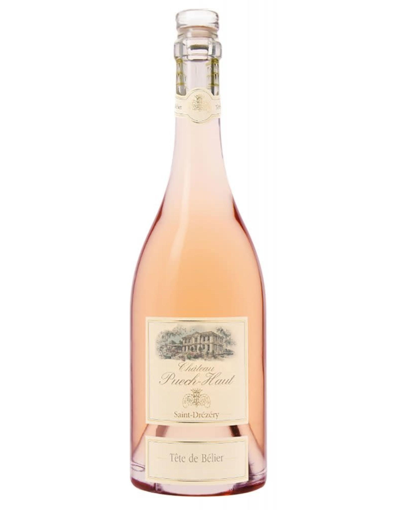 """Chateau Puech-Haut """"Tête de Bélier"""" Rose, Languedoc, 2020"""