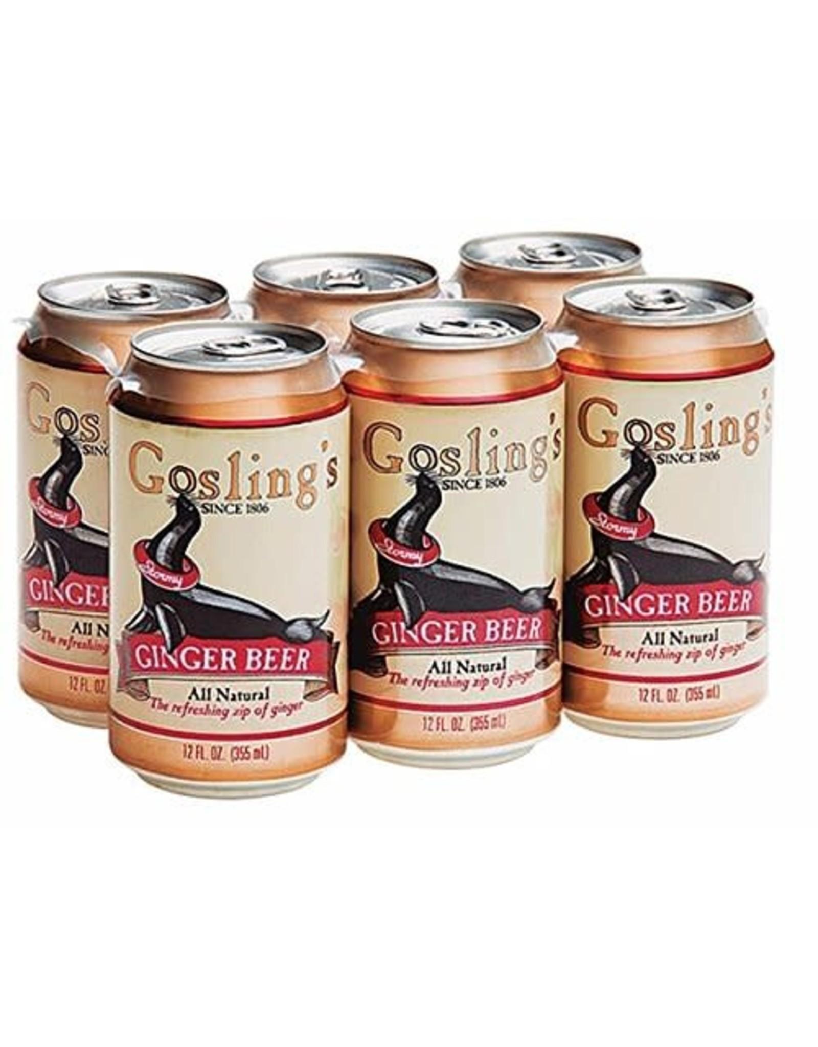 Goslings Ginger Beer 6 Pack