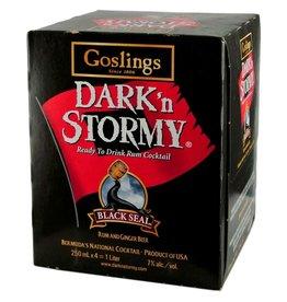 Goslings Dark & Stormy