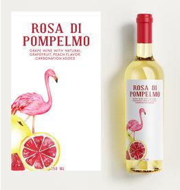 Rosa di Pompelmo Rosé with Grapefruit