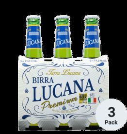 Birra Lucana Bierra Lucana Premium 3 Pack