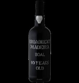 Broadbent 10 Year Old Boal Madeira