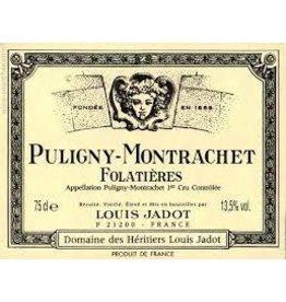 """Louis Jadot Puligny-Montrachet 1er Cru """"Les Folatières"""", 2019"""