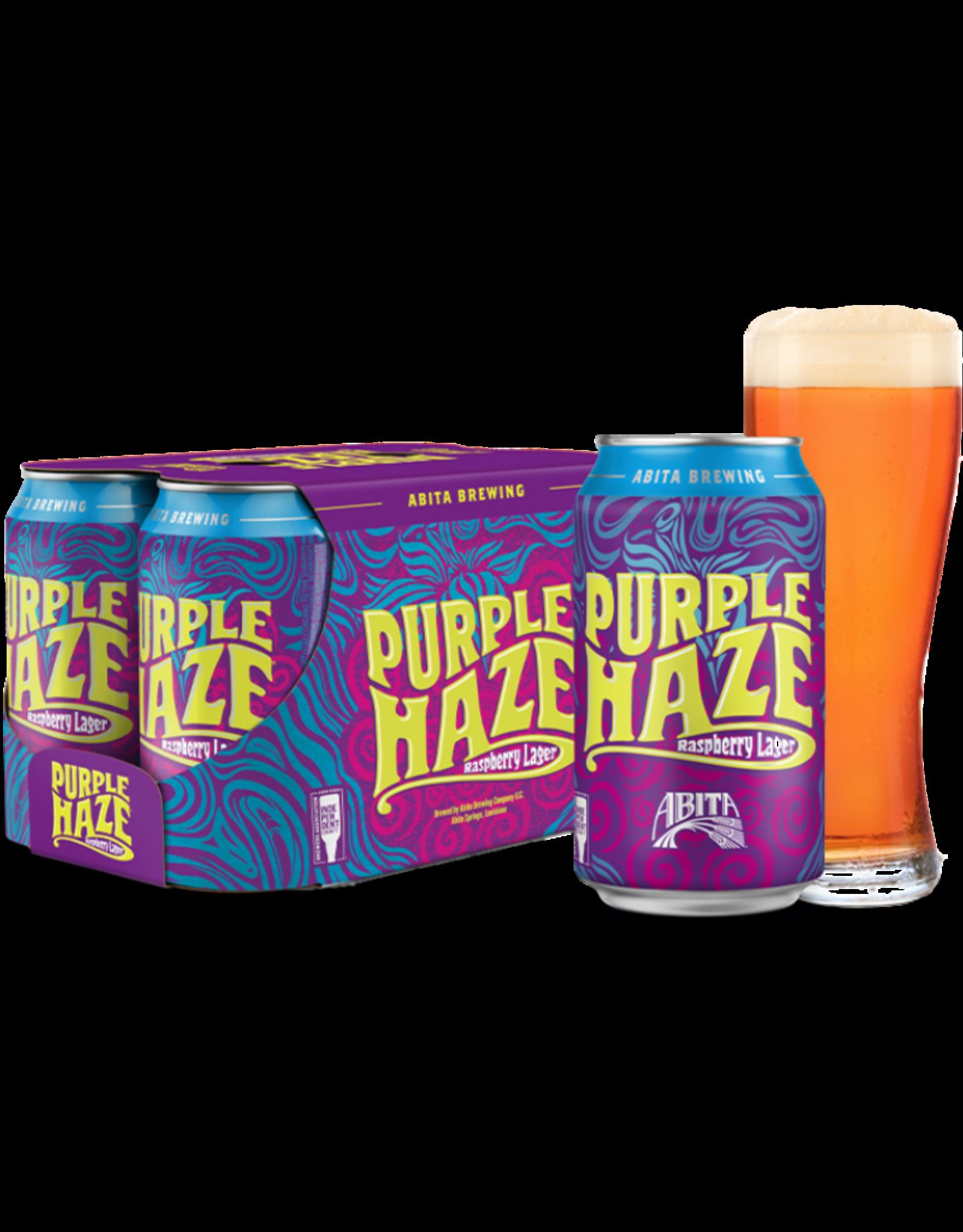 Abita Abita Purple Haze Raspberry Lager
