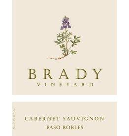 Brady Vineyard Cabernet Sauvignon, Paso Robles 2018