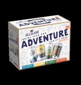 Allagash Allagash Adventure Variety 12 Pack
