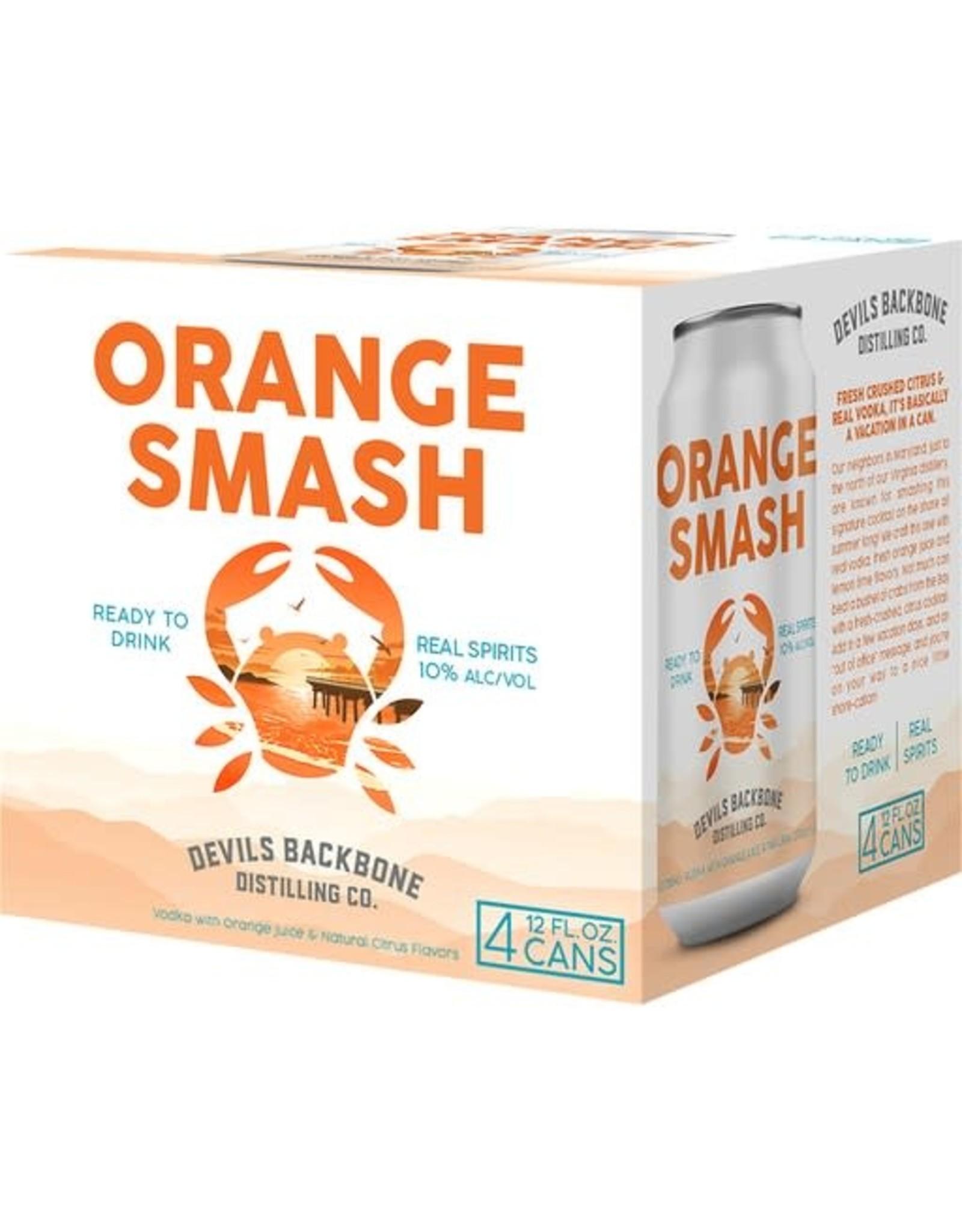 Devils Backbone Devil's Backbone Orange Smash