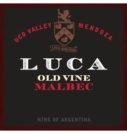 Luca Old Vine Malbec, Uco Valley 2018