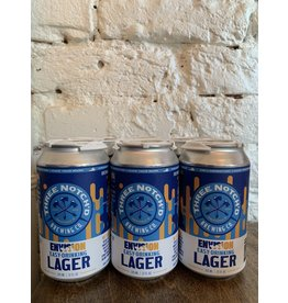 Three Notch'd Three Notch'd Brewing Co. Envision Lager