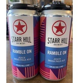Starr Hill Starr Hill Ramble On Juicy IPA