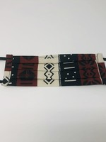 AFRICAN PRINT REUSABLE CLOTH MASK (MUDCLOTH PRINT)
