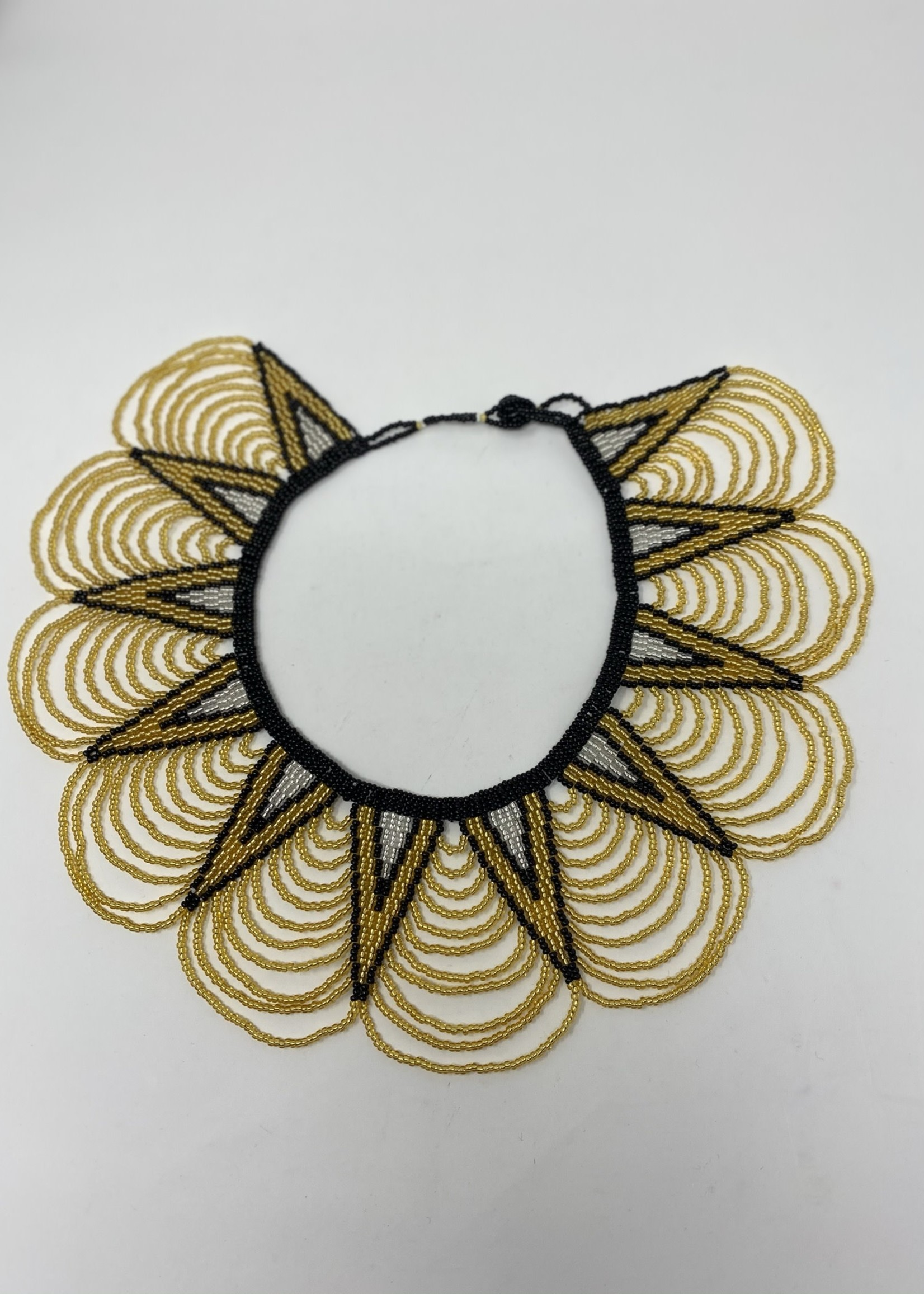 SCALLOP  ZULU NECKLACE