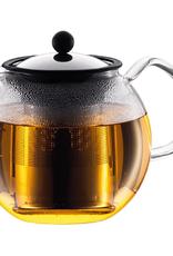 BODUM 1801-16US4 BODUM Assam Tea Press W/ S/S Filter, 1.0L, 34 Oz