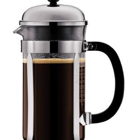 BODUM 1928-16US4 BODUM Chambord 8 cup  Coffee Maker 1.0 L 34 Oz.