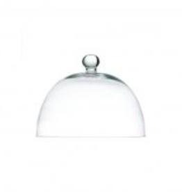 """FORTESSA Fortessa Arezzo Glass Dome cake cover 12"""""""