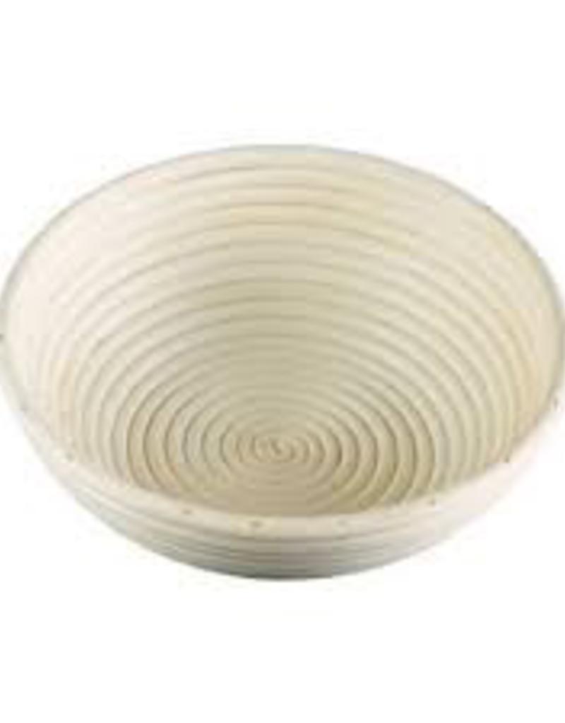 "Frieling USA 3002 Frieling 10"" Bread Rising Basket brotform round proof"