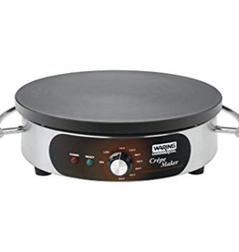 """WARING PROFFESIONAL / CONAIR Waring 16"""" Single Crepe Maker 120V Commercial"""