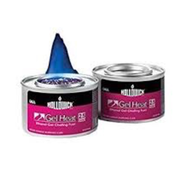 HOLLOWICK INC. Hollowick outdoor Sterno Pink Gel Heat 2hr Ethanol Chafing Fuel 7oz