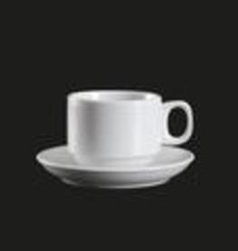 UNIVERSAL ENTERPRISES, INC. AW-0071 7 oz Stackable Tea Cup Mug 36/cs
