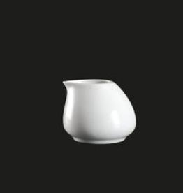 UNIVERSAL ENTERPRISES, INC. AW-1842 3 Oz. Creamer  white porcelain 48/cs