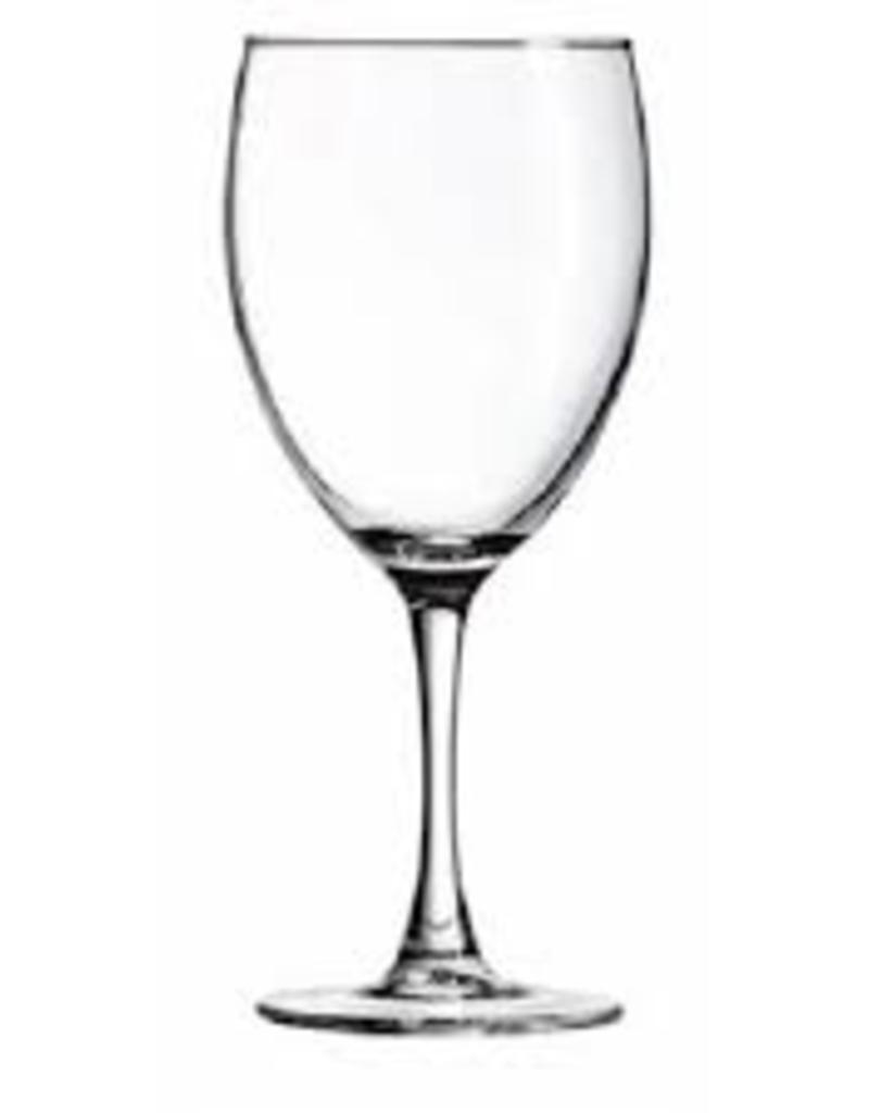 ARC INT'L 73928   09190 ARC 10.5 oz Nuance Goblet Clear 12/cs