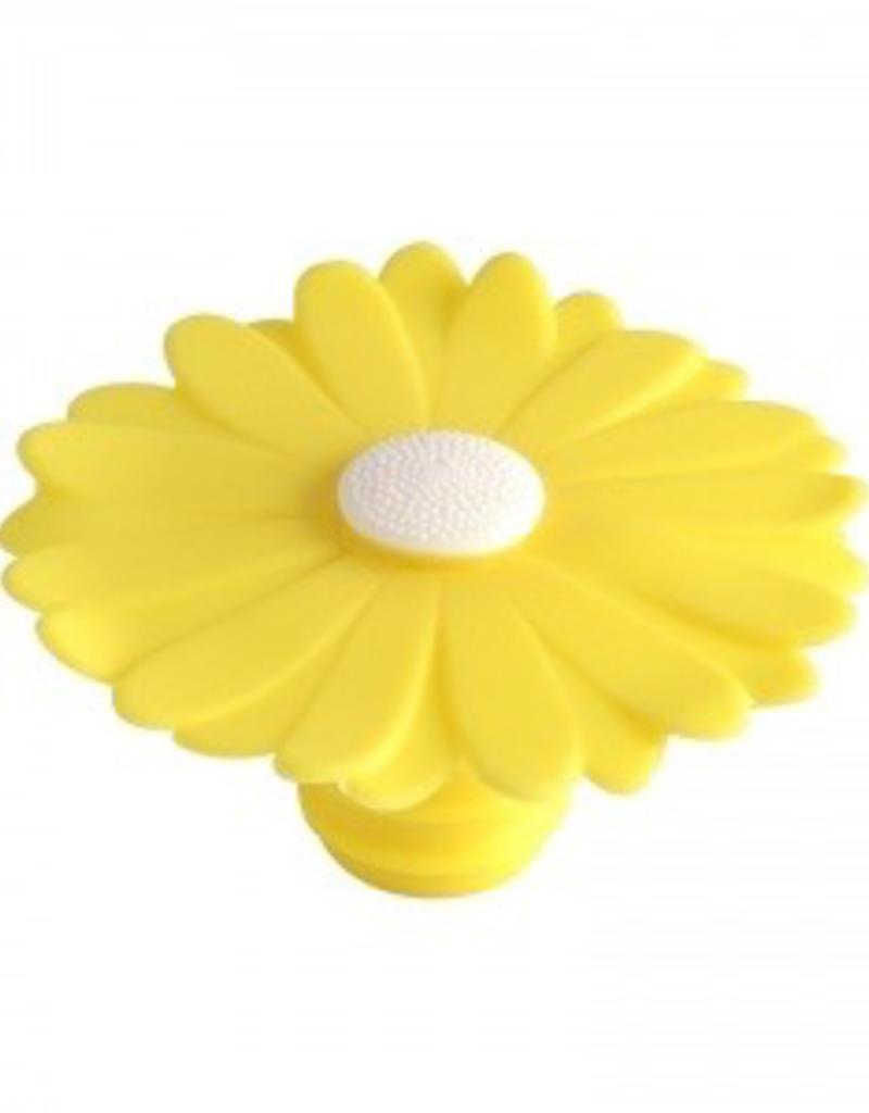 Charles Viancin CHARLES VIANCIN Yellow Daisy Bottle Stopper