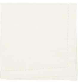 NOW DESIGNS 907555 NOW  special order Napkin Hemstitch Ivory