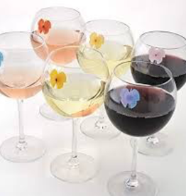 Charles Viancin 6669 special order CHARLES VIANCIN Butterfly Drink Markers