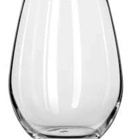 LIBBEY 217 Libbey 12 oz Stemless  wine 12/cs