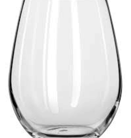 LIBBEY 217 Libbey Stemless  wine 12 Oz 12/cs