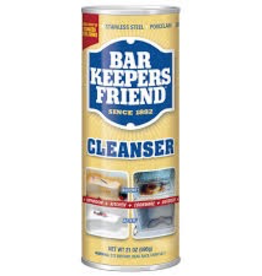 Bar Keepers Friend Cleanser and Polish 21oz Bar Keepers Friend