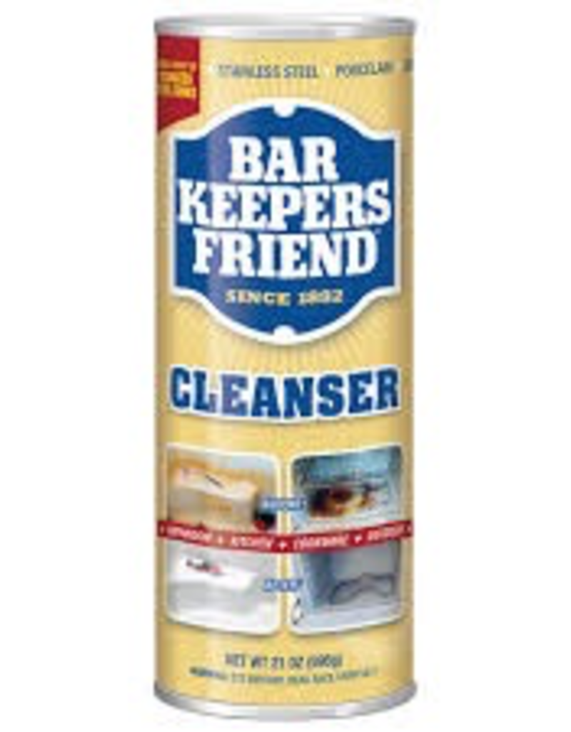 Bar Keepers Friend 11514 Cleanser and Polish 21oz Bar Keepers Friend