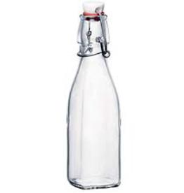 BORMIOLI ROCCO GLASS 314730 Bormioli  Swing Bottle 8.5oz