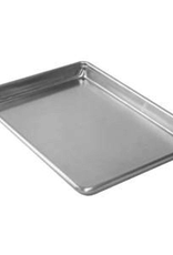 THUNDER GROUP, INC ALSP1013 Thunder 9 1/2X13'' Quarter Size Aluminum  baking  Sheet Pan