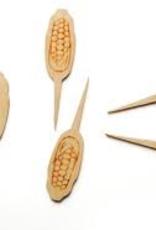 RSVP INTERNATIONAL INC BOO-CORN special order RSVP Bamboo Corn Picks