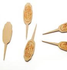 RSVP INTERNATIONAL INC BOO-CORN special order RSVP Bamboo Corn Picks