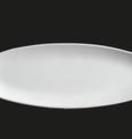 UNIVERSAL ENTERPRISES, INC. AW-0178 16.5 x 5.5'' Oval Platter 12/cs