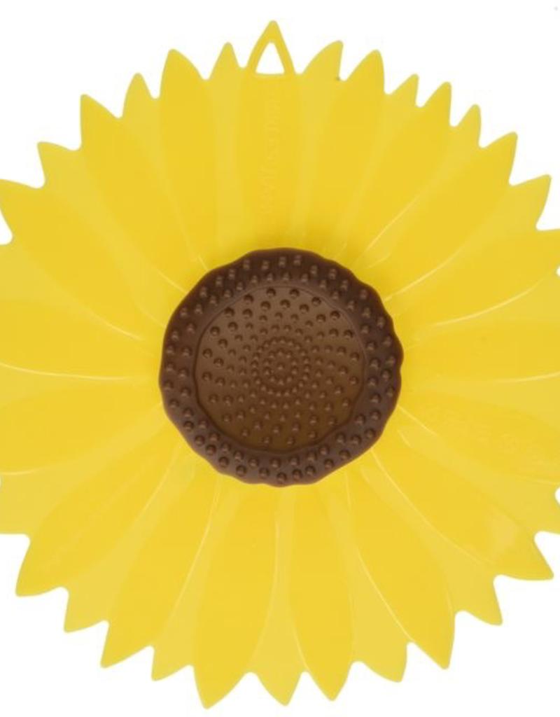 Charles Viancin CHARLES VIANCIN Sunflower Silicone Lid set of 2