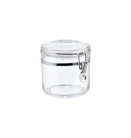 Leadingware Group A5050 Leading Acrylic Canister - All Clear 5x5''
