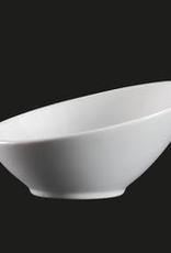UNIVERSAL ENTERPRISES, INC. AW-0254 9.5'' Slanted Bowl 35 Oz 12/cs