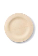 "Bambu 064610 special order BAMBU 11"" Fancy Bamboo Round Wavy Plate"