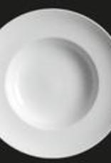 UNIVERSAL ENTERPRISES, INC. AW-0454 12'' Wide Rim Soup / Pasta Plate
