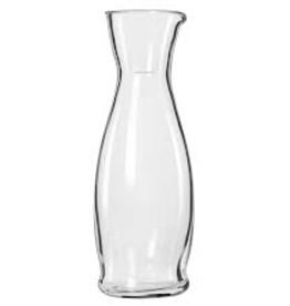 LIBBEY 13173021 Libbey 33.75oz Carafe 1L glass clear 12/cs