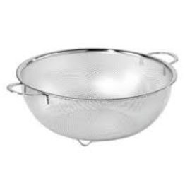 COOK PRO INC 207 COOK Stainless Mesh Colander with Handles 11.25''