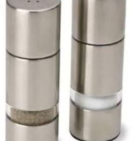 Olde Thompson, Inc. 3725-00 special order OLDE THOMPSON Euro Salt & Pepper Shaker Set