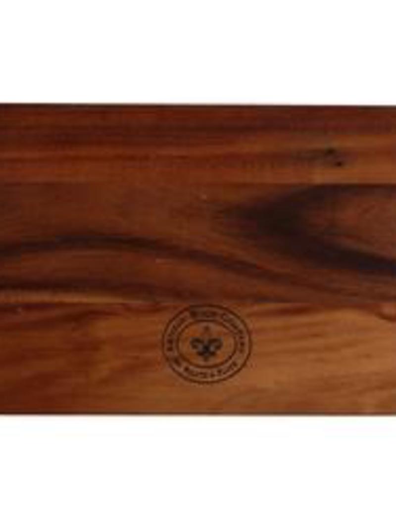 UNIVERSAL ENTERPRISES, INC. WP-0728 14 x 7 Rectangular Board wood 12/cs