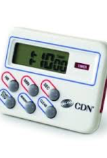 CDN COMPONENT DESIGN CDN Digital Timer & Clock/Memory Feature