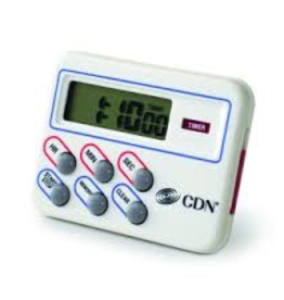 CDN COMPONENT DESIGN CDN Digital Timer & Clock/Memory Feature