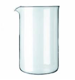 BODUM 1503-10US BODUM Spare Beaker 3cup, 0.35L, 12oz 7.7x5.1''