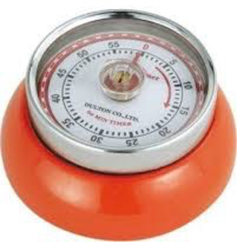 Frieling USA M072389 special order FRIELING Retro Timer Orange